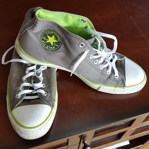 4e460a0abd30 Converse Other - Converse Chuck Taylor All Star High Top Sneakers